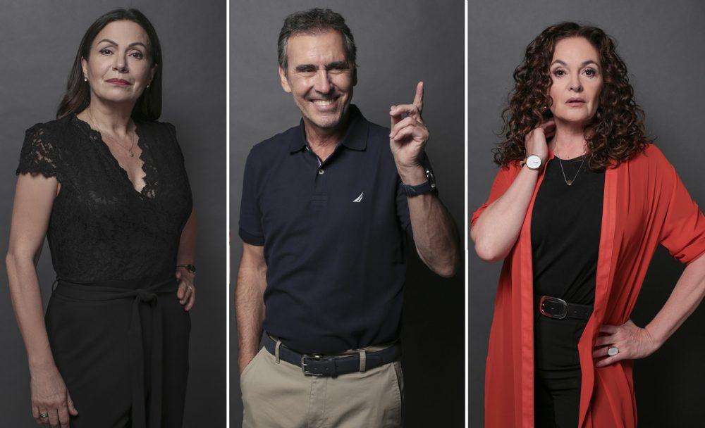 Agustina, Tomás y Rocío | Mega