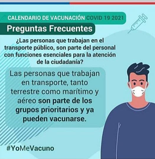 Vacunación | Minsal