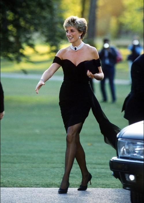 Diana de Gales y el vestido de la venganza