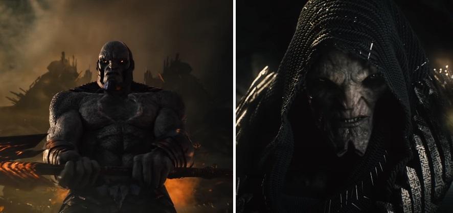 Darkseid y DeSaad