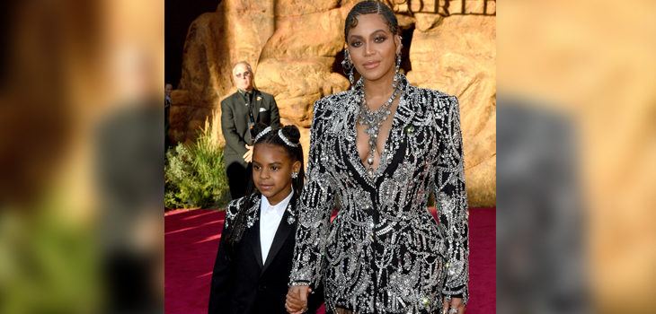 hija de Beyonce gana un Grammy