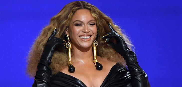 Beyoncé artista femenina con más nominaciones Grammys