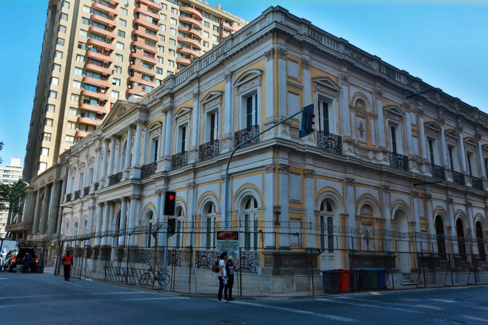 Palacio Pereira   Agencia UNO