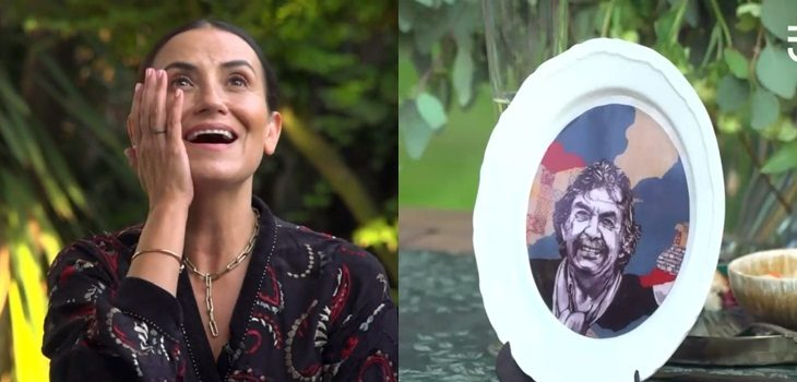 Francisca Gavilán detalló su especial relación con Ángel Parra al grabar Violeta se fue a los cielos