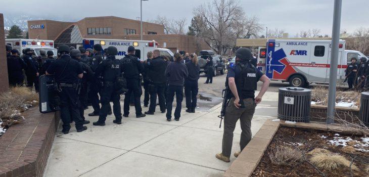 Twitter | Boulder Police Dept