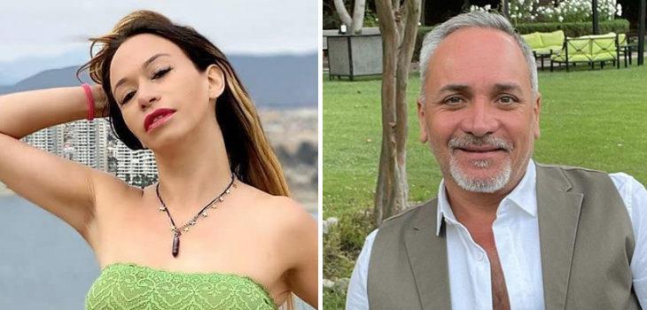 Natthy Chilena desmiente video íntimo con Luis Jara