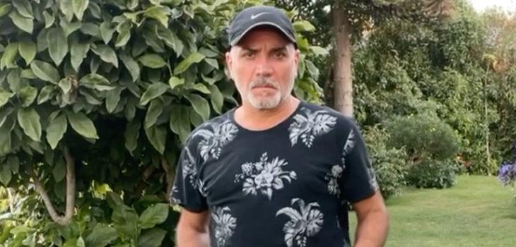 Lucho Jara y supuesto video íntimo