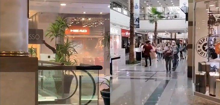Mall Alto Las Condes joyería Mosso