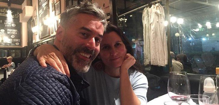 Carlos Díaz aniversario de matrimonio