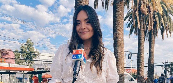 Daniela Muñoz arriba a Chilevisión tras su salida del Buenos días a todos