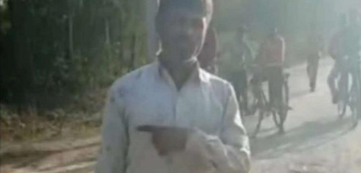 india hombre decapito hija