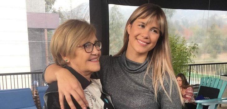 Laura Prieto recordó a su madre a poco más de un mes de su fallecimiento