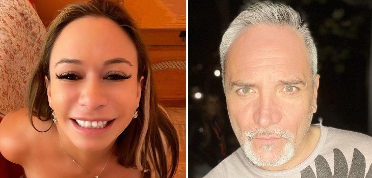 Lucho Jara y Natthy Chilena