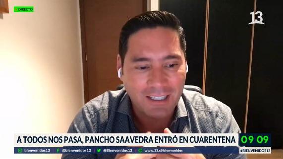 Pancho Saavedra