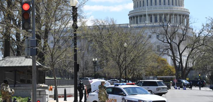U.S CAPITOL | AFP FORUM