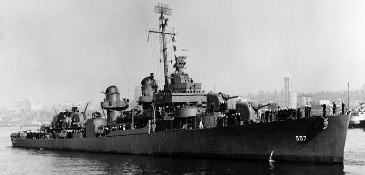 USS Johnson | Deutsche Welle