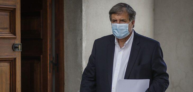 Patricio Melero asume como nuevo ministro del Trabajo