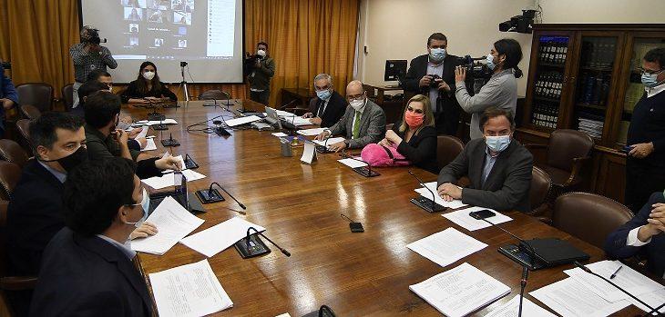 comisión de constitución por impuesto a los super ricos