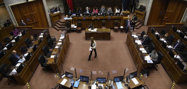 Senado pone en tabla derogación de homosexualidad como causal de divorcio | Agencia UNO