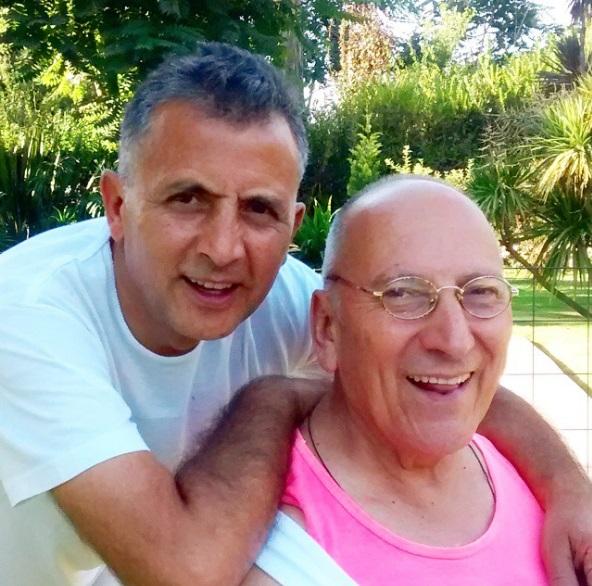Alejandro López y Pato Araya