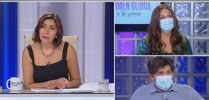 Carmen gloria molesta por caso de vulneración de derechos de niños