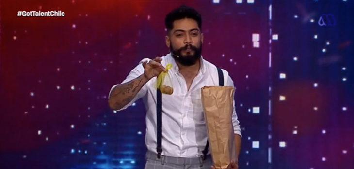 DDKing en Got Talent Chile