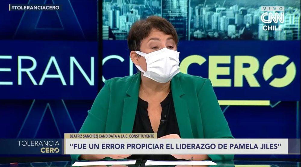 Captura CNN Chile
