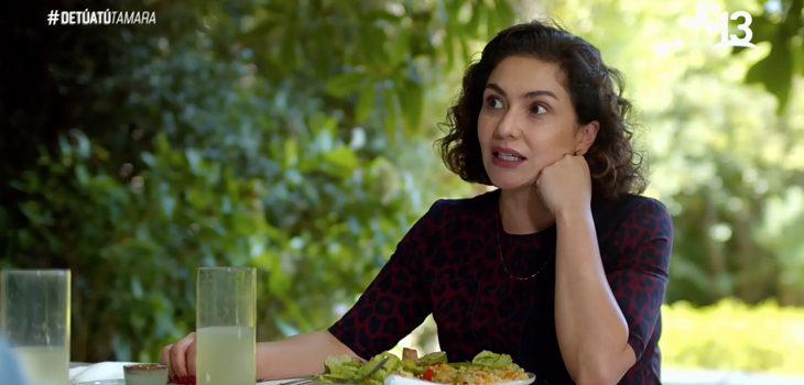 Tamara Acosta y la razón por la que está alejada de la tv