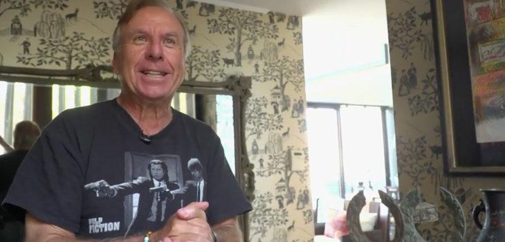 Fernando Paulsen muestra casa de su ex en La Divina Comida