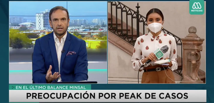 Rodrigo Sepúlveda recuerda caso de vendedora ambulante ante medidas sanitarias