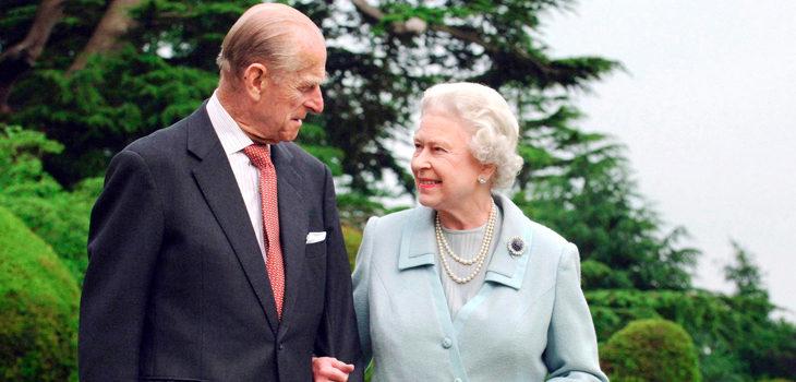Reina Isabel II tras muerte de Felipe de Edimburgo