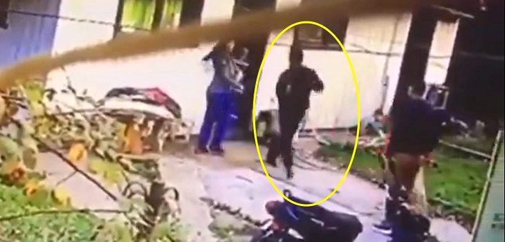 Detienen a sujeto acusado de violar a niña de 8 años en Temuco