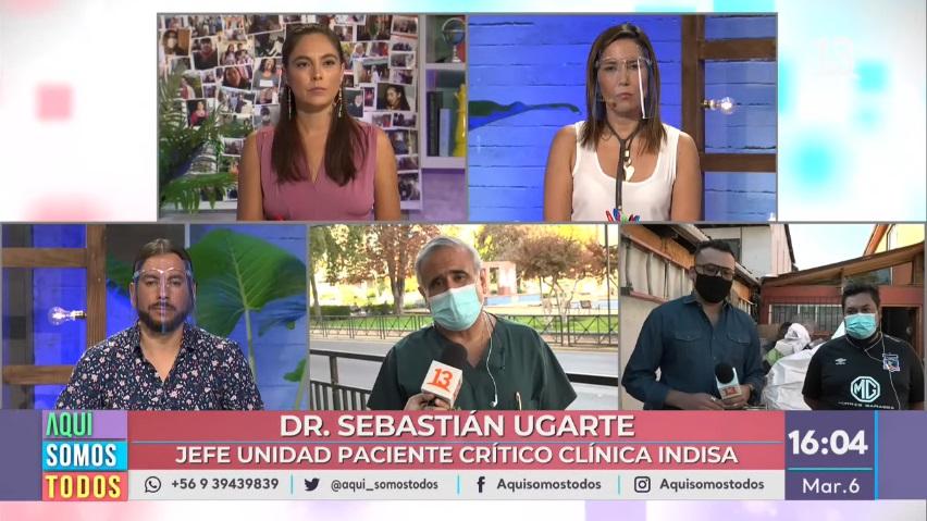 Doctor Ugarte Aquí somos todos