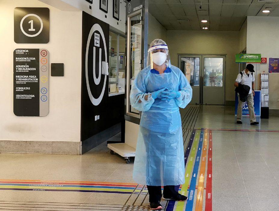 PIMS adultos Hospital Maipú