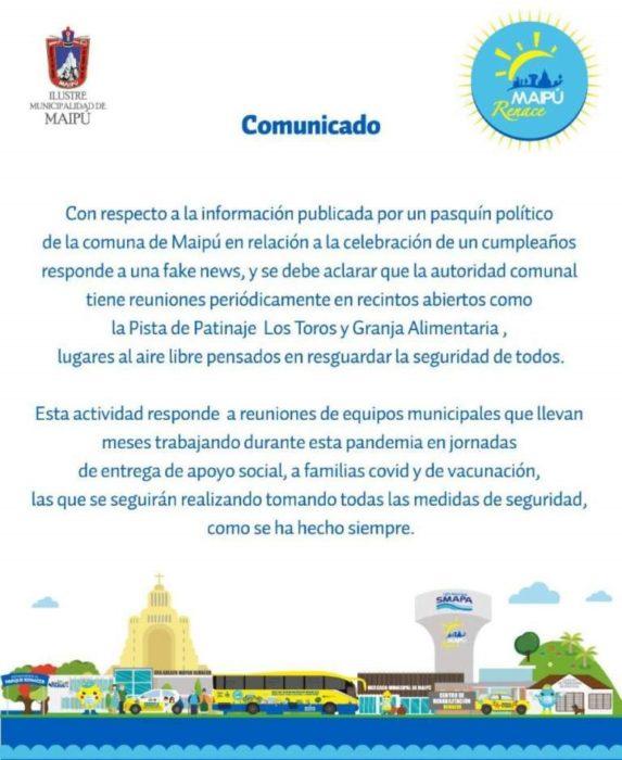 Municipalidad de Maipú