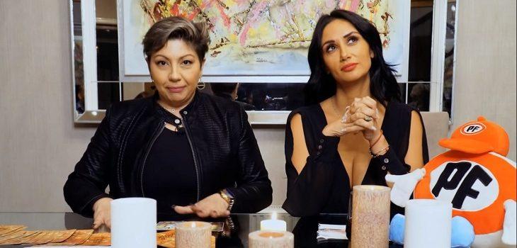 Pamela Díaz podría llegar a TVN según vanesa daroch