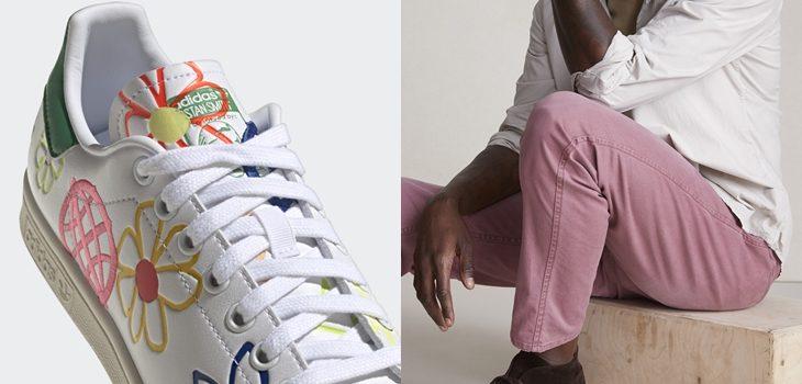 Adidas Originals y Dockers