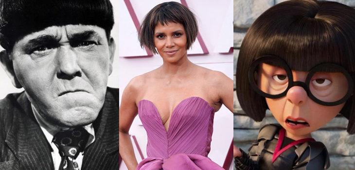Halle Berry estrena nuevo look en los Premios Óscar