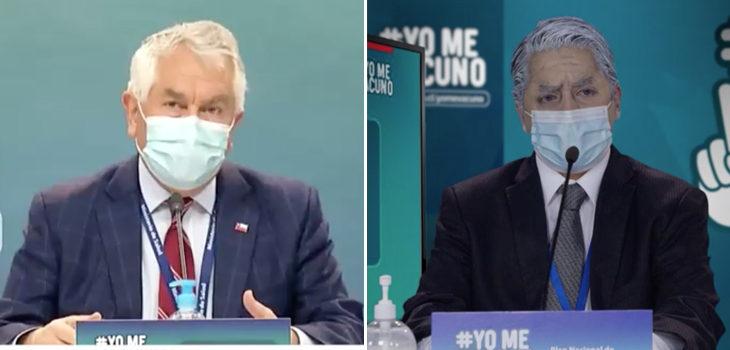Ministro de Salud agradeció imitación de Fernando Godoy