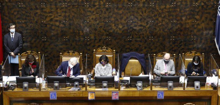 Senado aprueba posponer elecciones