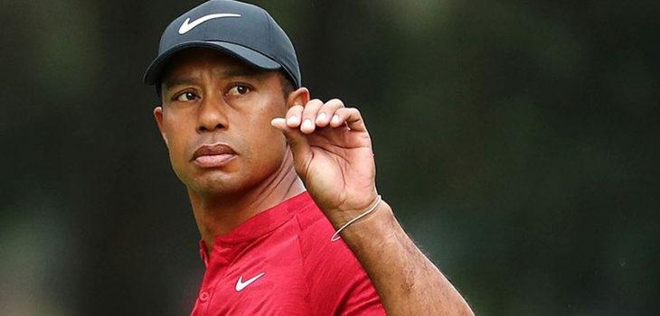 Tiger Woods aparece tras accidente