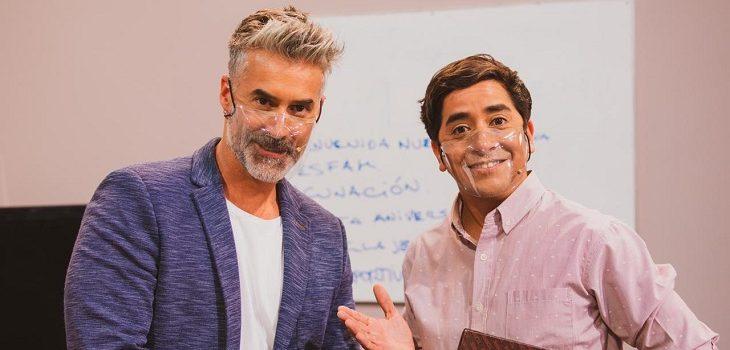 Carlos Díaz adelantó cómo se desarrollará el programa 'Mi Barrio' de Mega: