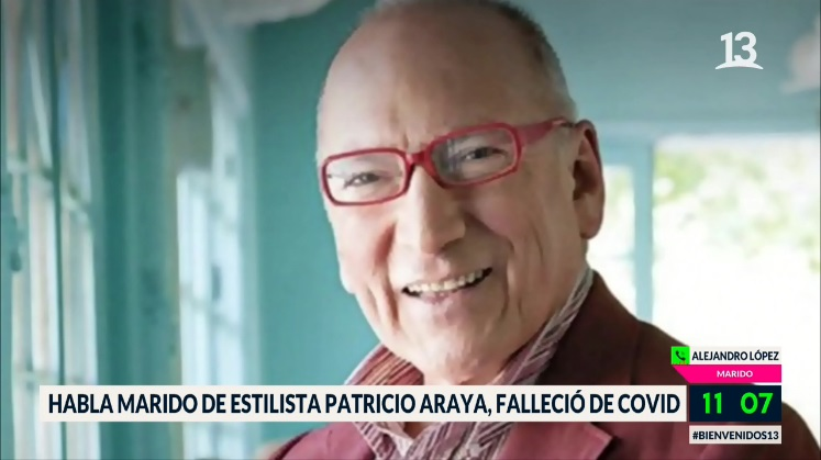 Muere Patricio Araya