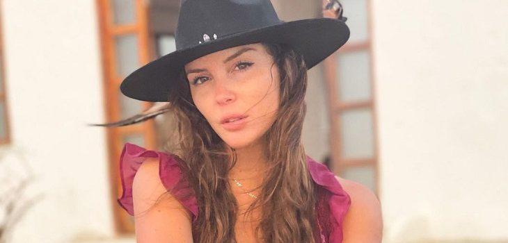 Catalina vallejos respondió a criticas a su viaje y apuntó a Vasco Moulian