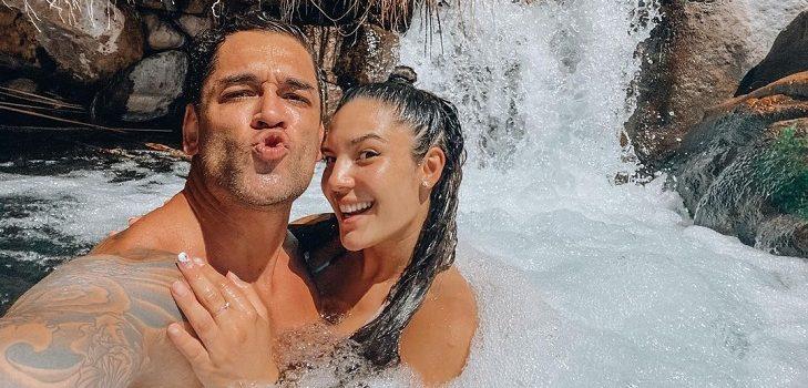 Chantal Gayoso y Thiago Cunha desmienten rumores de quiebre