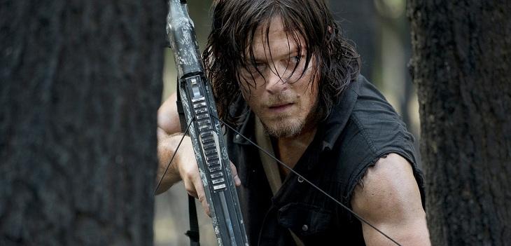 Daryl Dixon the walking dead