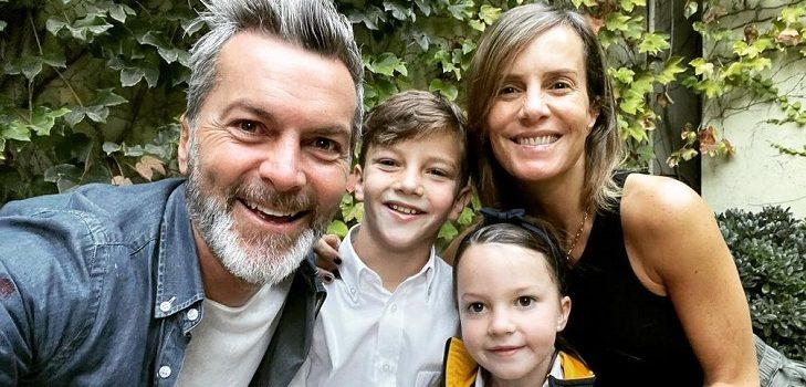 Diana Bolocco y Cristián Sánchez celebraron el cumpleaños número 9 de su hijo Facundo