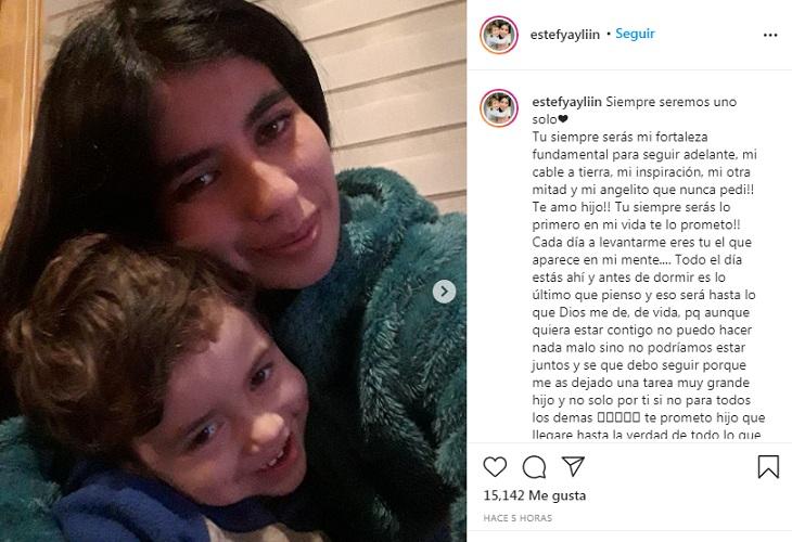 Estefanía Gutiérrez y Tomás