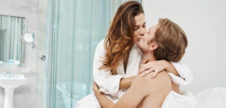 reactivar la pasión con la pareja