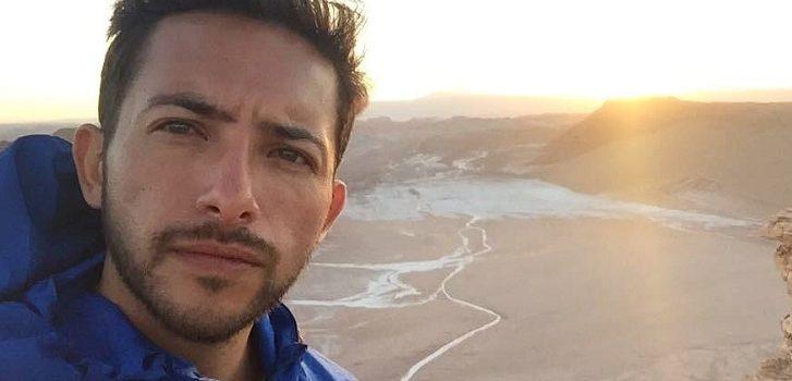 Hugo Valencia lamentó el fallecimiento de su abuela